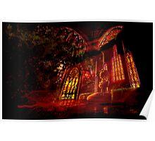 Castlevania: Vampire Variations- Medusa Poster