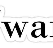 End War HTML Sticker