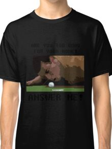 Happy Gilmore 8 bit style Classic T-Shirt