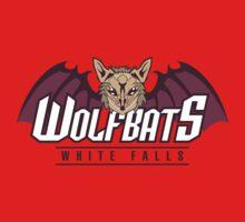 White Falls Wolfbats Baby Tee