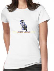 Road Rash #1  Womens Fitted T-Shirt