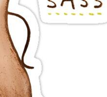 Sassage! Sticker