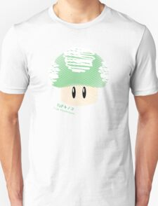 1-UP mushroom -scribble- T-Shirt