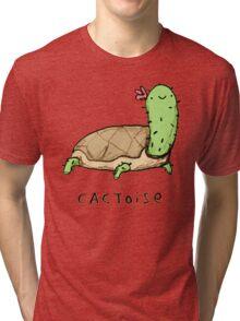 Cactoise Tri-blend T-Shirt
