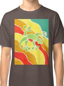 Rainbow Gecko Classic T-Shirt