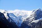 Briksdal glacier, Norway by David Carton