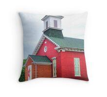 Darkesville United Methodist Church Throw Pillow