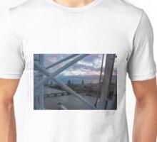 on the london eye Unisex T-Shirt