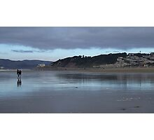 San Francisco: Mirror Beach Photographic Print