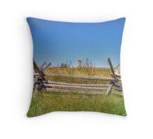 Antietam National Battlefield Throw Pillow