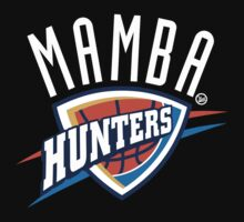 "VICT ""Mamba Hunters"" Black T-Shirt"