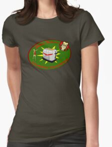 Frakkin Toasters Womens Fitted T-Shirt