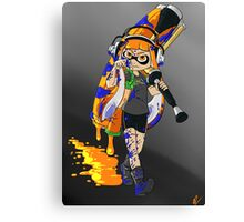 Ink of Your Enemies Canvas Print