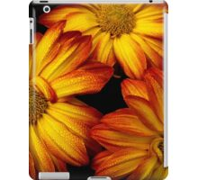 HDR Flowers iPad Case/Skin