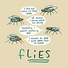 fLIES by Sophie Corrigan