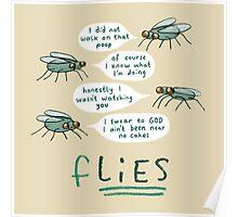 fLIES Poster