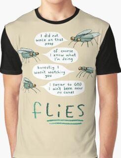 fLIES Graphic T-Shirt