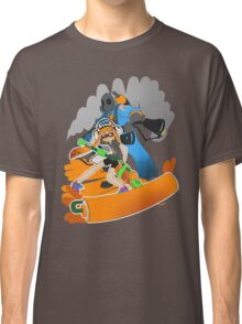 Ink Fortress 2 - Pyroller Classic T-Shirt
