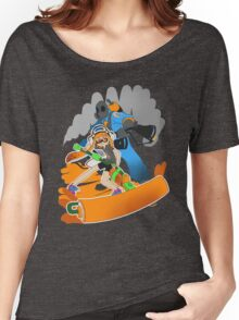Ink Fortress 2 - Pyroller Women's Relaxed Fit T-Shirt
