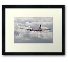 B17 - Yankee Lady Framed Print