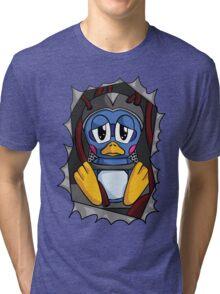 Captured Flicky Tri-blend T-Shirt