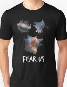 Fear us - Gengar family T-Shirt