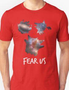Fear us - Gengar family T-Shirt