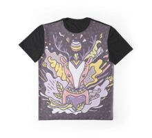 Abstract deer Graphic T-Shirt