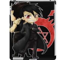 The Sin of Greed 2/2 iPad Case/Skin