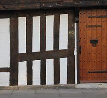 Ludlow doorway by jayview