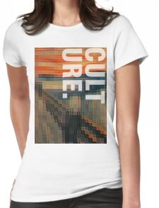 I Scream You Scream  Womens Fitted T-Shirt