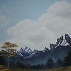The Range by Jan Vinclair