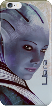 Liara by KanaHyde