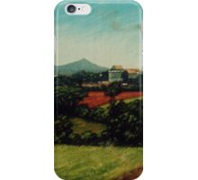 View of the South Johnstone Mill  iPhone Case/Skin