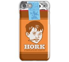 Hork Cigarettes iPhone Case/Skin