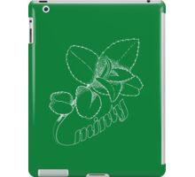Minty Fresh Sensation, White version iPad Case/Skin