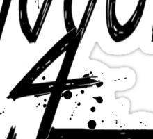 Slipknot Maggot For Life Sticker