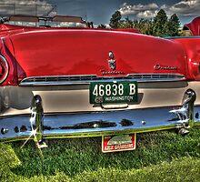 '55 Axle Dragger by Steve Walser