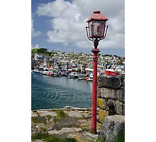 Newlyn Harbour Photographic Print