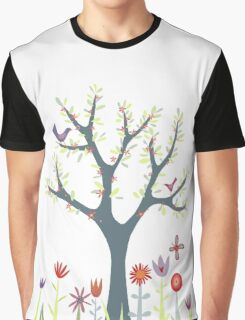 The Garden Graphic T-Shirt