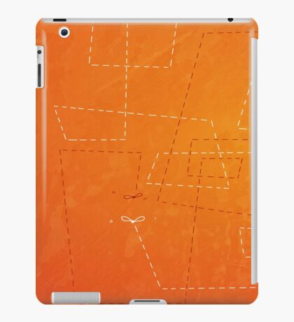 The Dance of the Midge on a Hot Summer Night iPad Case/Skin