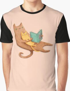 The Cat's Mother Graphic T-Shirt