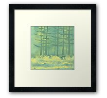 The Clearing Framed Print