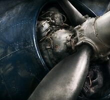 Plane - Pilot - Prop - You are clear to go by Mike  Savad
