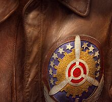 Plane - Pilot - The flight jacket by Mike  Savad