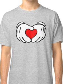 Love fingers Classic T-Shirt