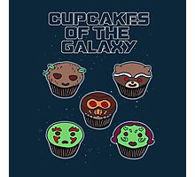 cupcakes of the galaxy  Photographic Print