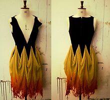 Girl on Fire 2 by WeLikeBears