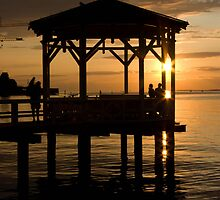 Lover's at Sunset by FranJ