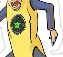 Gavin Free - Banana Sticker